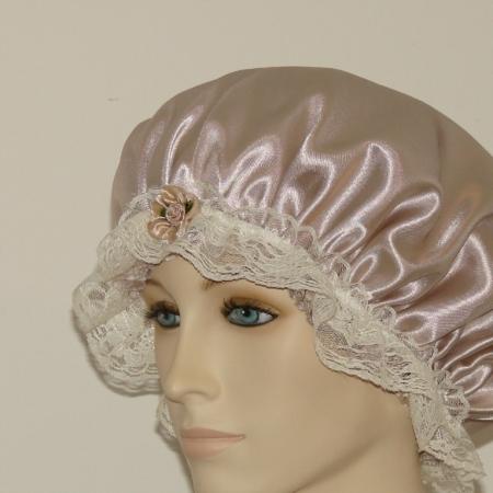 Short Hair Bonnet