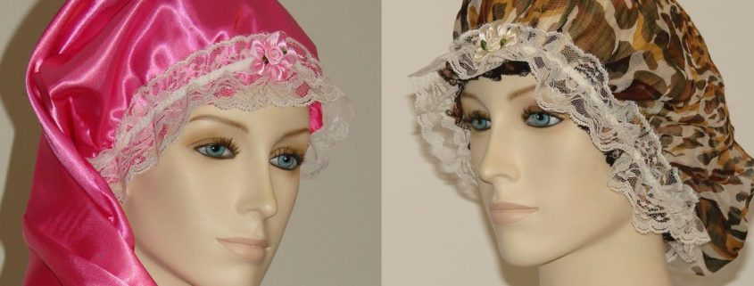 Hair Bonnets or Night Caps