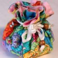 Whimsical Kitties Jewelry Pouch Organizer