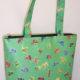 Froggie Green Tote Bag