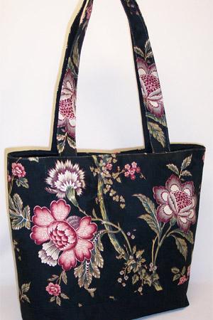 Mandalay Floral Bag