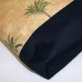 Palm Trees Print Purse