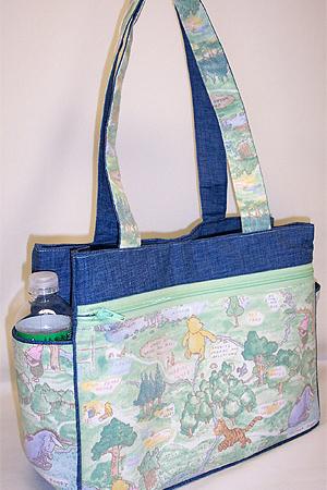 Pooh Weekender Bag