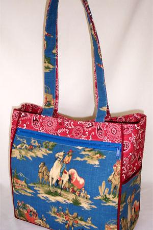 Wild West Weekender Bag