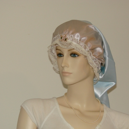 Long Hair Bonnet