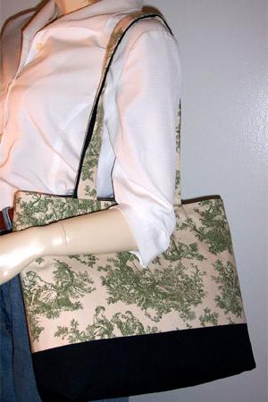 Sweet Pastime Tote Bag