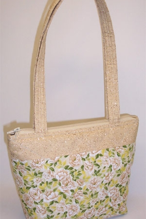Country Roses Purse