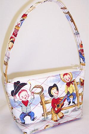 Retro Cowpoke Handbag