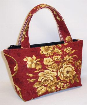 Jardin Roses Handbag