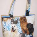 Dog Best Friend Tote Bag