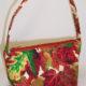 Autumn Maple Leaves Print Handbag