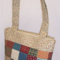 Non-Quilted Country Patchwork Purse