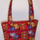 Red Provence Quilted Purse
