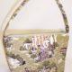 Belle Sage Toile Handbag